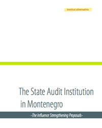 The State Audit Institution in Montenegro