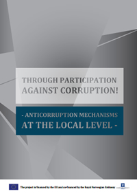 Through participation against corruption - anticorruption mechanisms at the local level