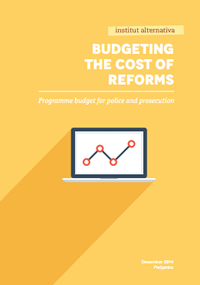 Budgeting the Cost of Reforms – Programme Budget for Police and Prosecution