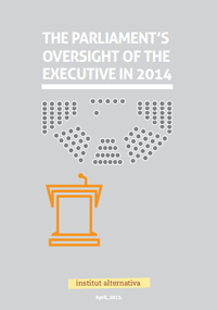 The Parliament's oversight of the executive in 2014
