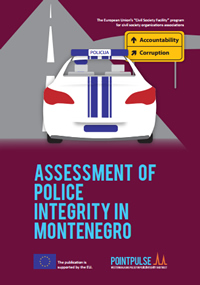 Assessment of police integrity in Montenegro
