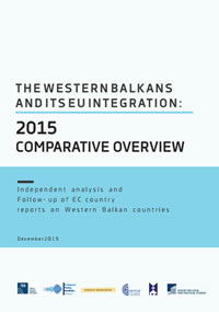 The Western Balkans And Its EU Integration - 2015 Comparative Overview