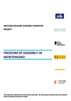 Study on Freedom of Assembly in Montenegro