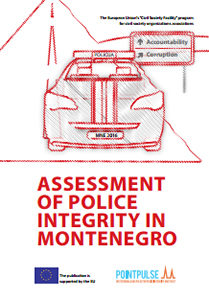 Assessment of police integrity in Montenegro (2016)