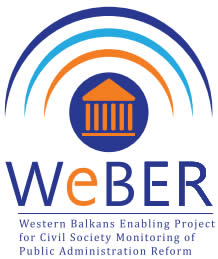 WeBER Platform - the regional CSO consultation platform on PAR in the WB