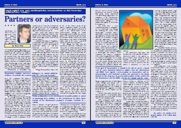 Partners or adversaries - Stevo Muk