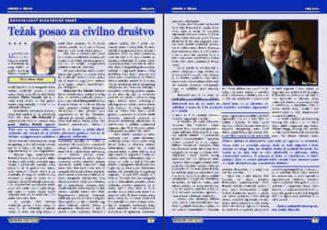 Težak posao za civilno društvo - Stevo Muk