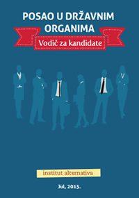 Posao u državnim organima – Vodič za kandidate