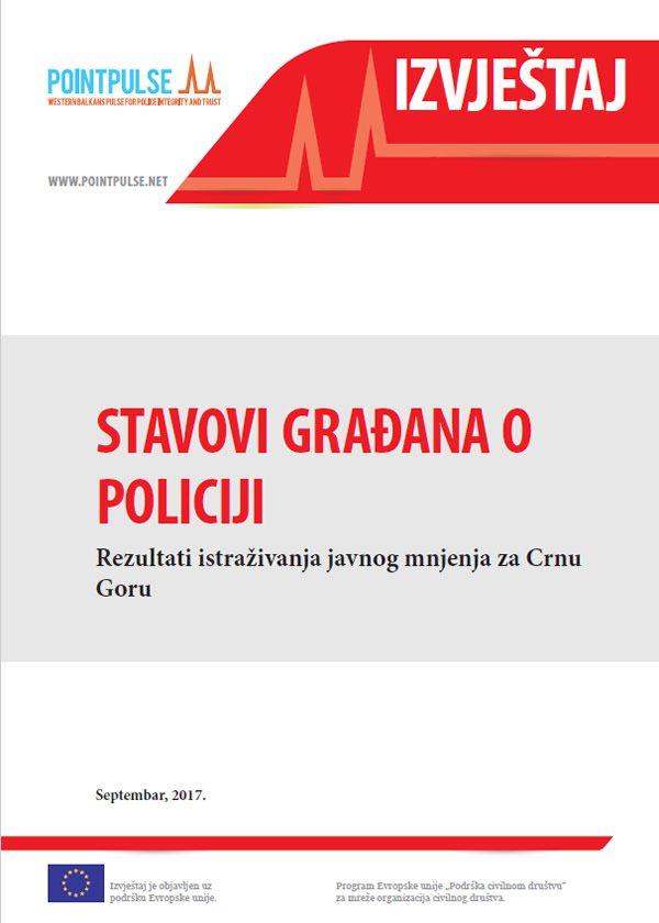 Stavovi građana o policiji