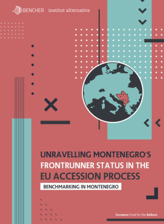 Unravelling Montenegro's Frontrunner Status in the EU Accession Process
