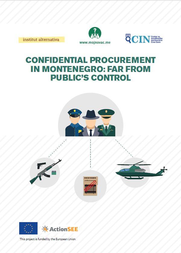 Confidential Procurement in Montenegro: Far from Public's Control