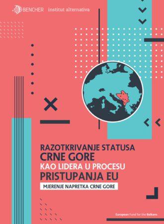 Razotkrivanje statusa Crne Gore kao lidera u procesu pristupanja EU