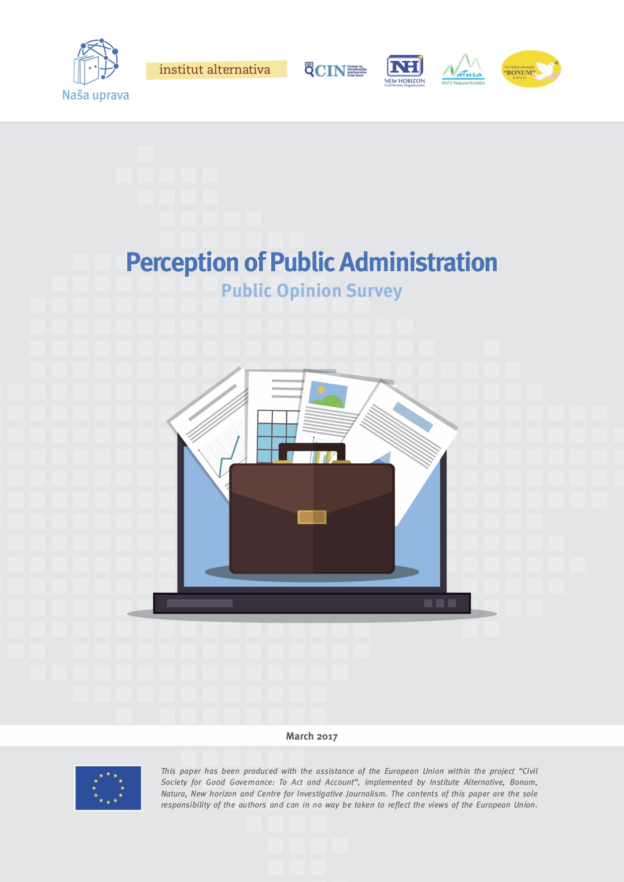 Perception of Public Administration
