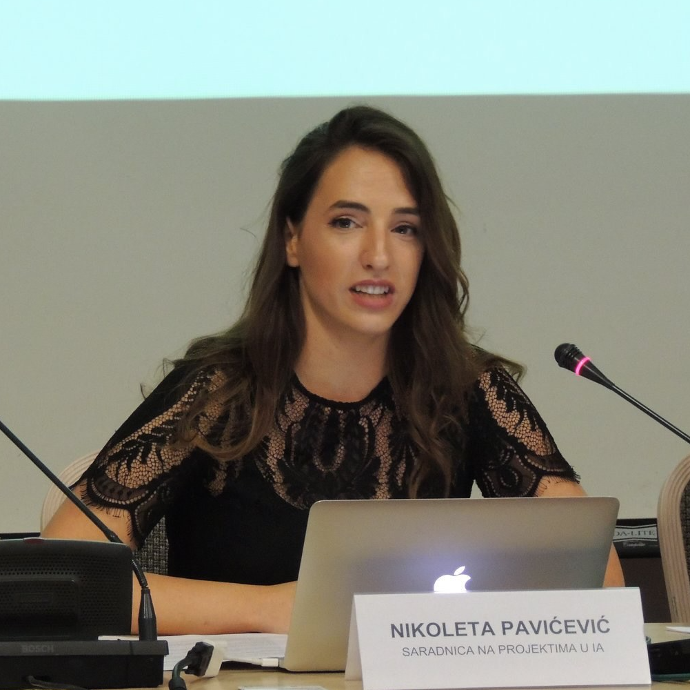 Nikoleta Pavićević
